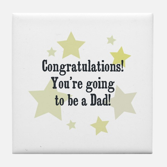 Congratulations! You're going Tile Coaster