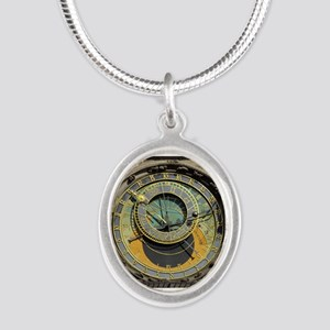 Prague Astronomy Clock Necklaces
