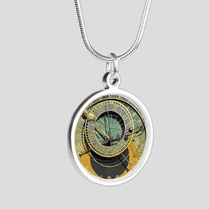 Prague Astronomy Clock Necklaces