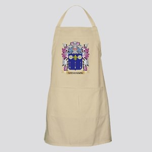 Stevenson- Coat of Arms - Family Crest Apron