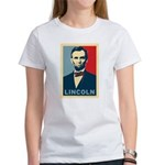 President Lincoln Women's T-Shirt