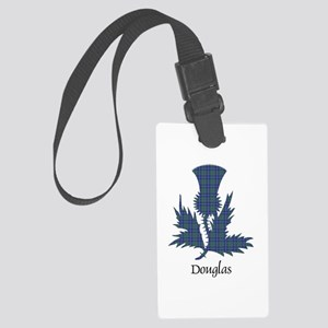 Thistle - Douglas Large Luggage Tag