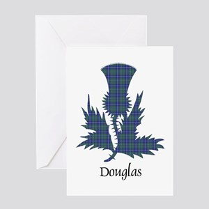 Thistle - Douglas Greeting Card
