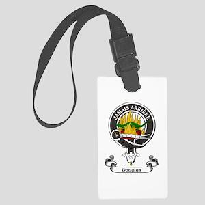 Badge - Douglas Large Luggage Tag