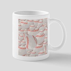 Baseball pile Mug