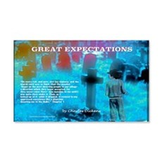 Great Expectations Text Wall Decal
