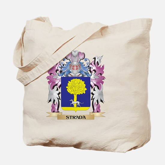 Cute Strada Tote Bag