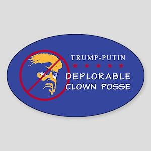 Deplorable Clown Posse, Trump-Putin Sticker