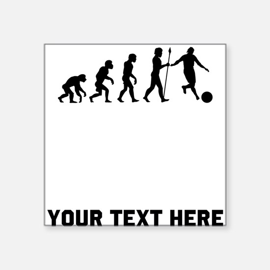 Kickball Evolution Sticker