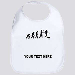 Kickball Evolution Bib