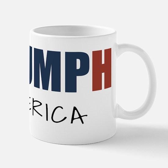 Triumph America Mugs