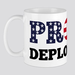 Proud Deplorable Mug