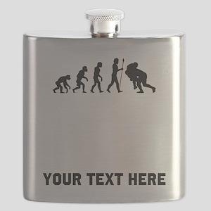 Rugby Evolution Flask