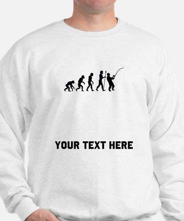 Fishing Evolution Sweatshirt