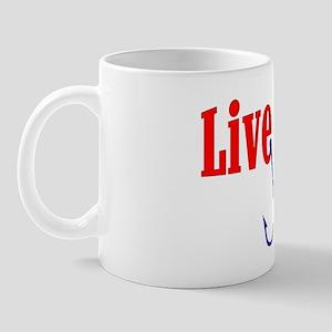 """""""Live Bait"""" Mug"""