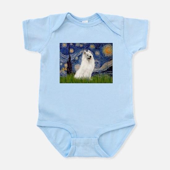 Starry / Samoyed Infant Bodysuit