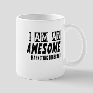 I Am Marketing Director Mug