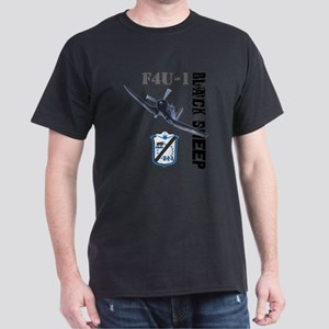 Black Sheep Squadron VMF-214 T-Shirt