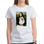 Mona / Samoyed Women's T-Shirt