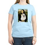 Mona / Samoyed Women's Light T-Shirt