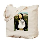 Mona / Samoyed Tote Bag