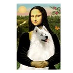 Mona / Samoyed Postcards (Package of 8)