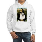 Mona / Samoyed Hooded Sweatshirt