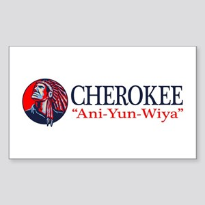 Cherokee Sticker
