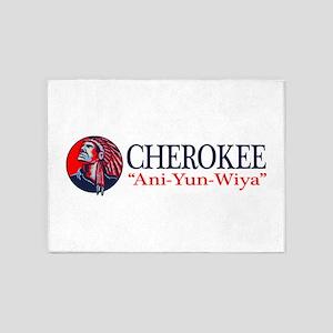 Cherokee 5'x7'Area Rug