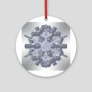 Chiana's Snowflake Ornament