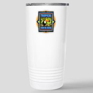Costa Rica Stainless Steel Travel Mug