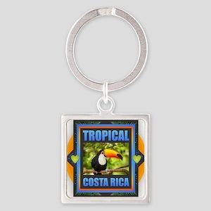 Costa Rica Keychains