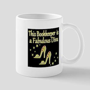 BOOKKEEPER DIVA Mug