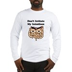 Don't Irritate - Crohn's Long Sleeve T-Shirt