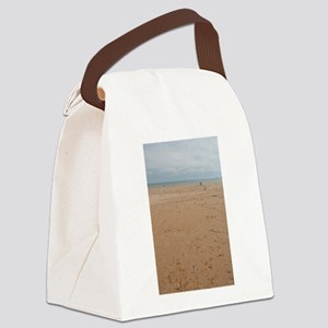 semi-colon & peopl Canvas Lunch Bag