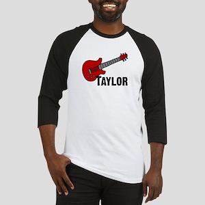 Guitar - Taylor Baseball Jersey