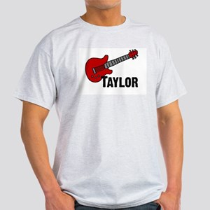 Guitar - Taylor Light T-Shirt