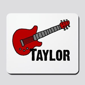 Guitar - Taylor Mousepad