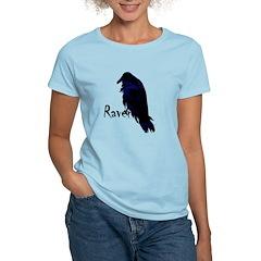 Raven on Raven Women's Light T-Shirt