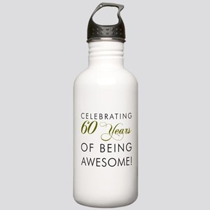 Celebrating 60 Years Drinkware Water Bottle