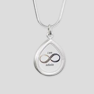 I am infinite - Infinity Symbol Necklaces