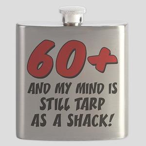 60 Plus Tarp As Shack Flask