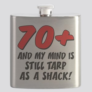 70 Plus Tarp As Shack Flask