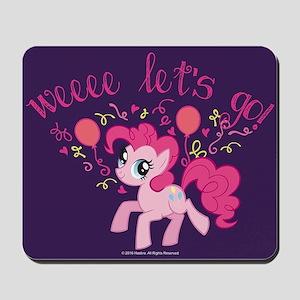 MLP Pinkie Pie Weeee Mousepad