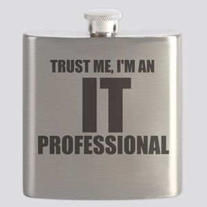 Trust Me, I'm An IT Professional Flask