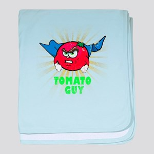 TOMATO GUY baby blanket