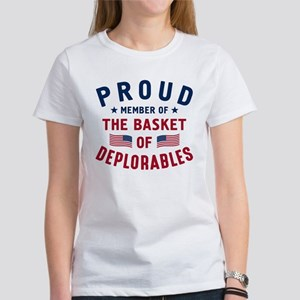 Proud Basket Of Deplorables T-Shirt