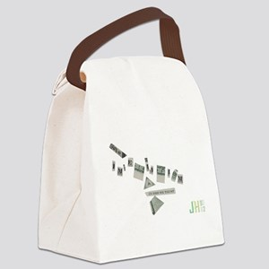 imperialism Canvas Lunch Bag