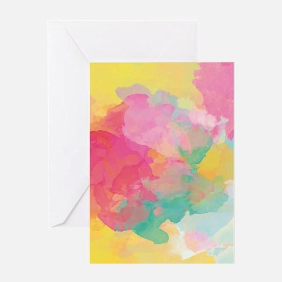 Pastel Watercolors Greeting Cards