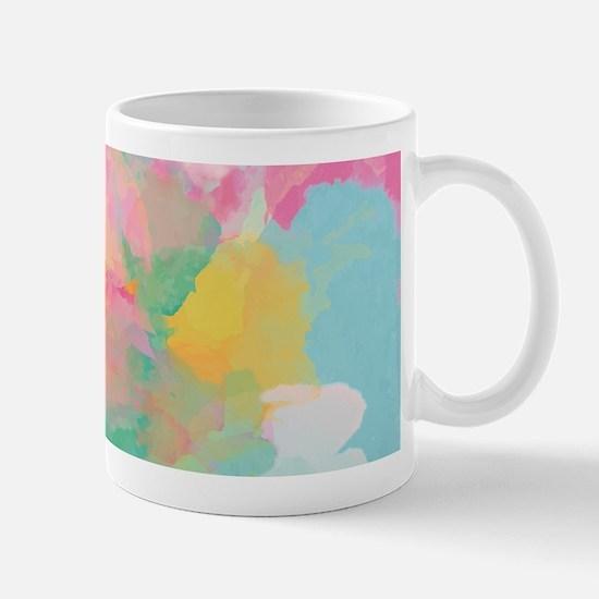 Pastel Watercolors Mugs
